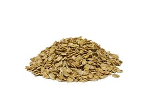 Cooked Flaked Barley