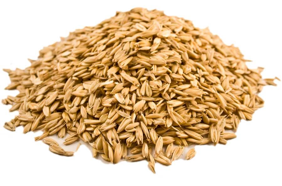 Rolled Oats Heap